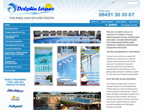 Dolphinpools.co.uk