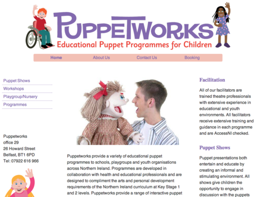 Puppetworks.org.uk